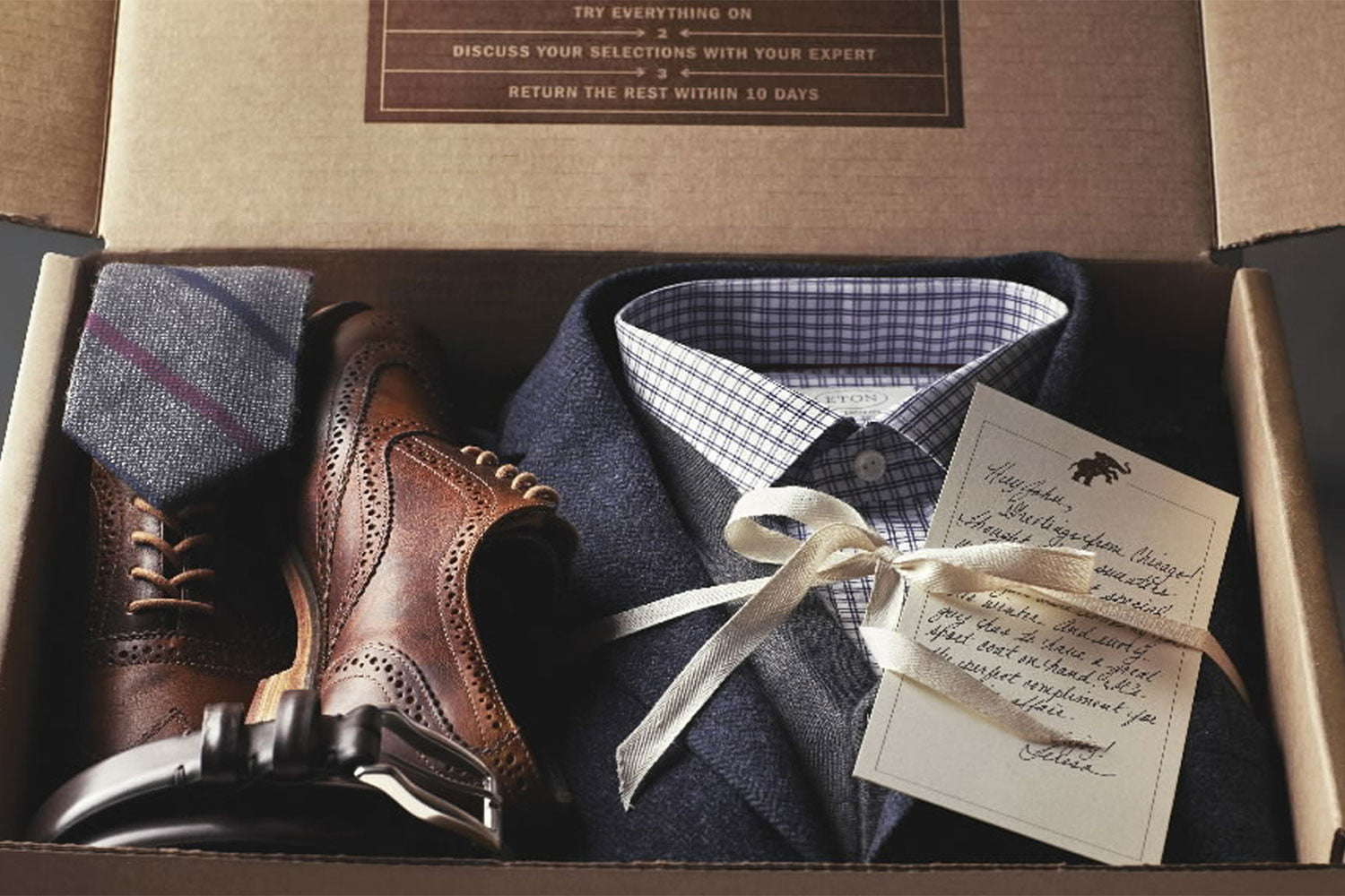 An Introduction to the Best Men's Clothing Subscription Boxes